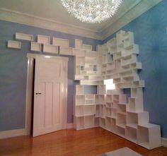 cubit modular shelves