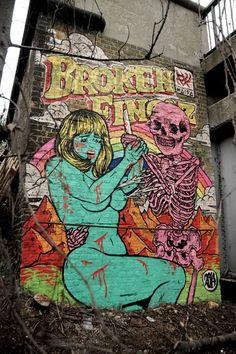 Artists: Broken Fingaz Crew