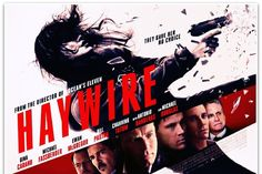 #haywire uk poster