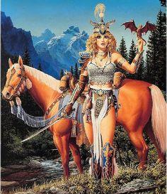 Freya--Norse Goddess of Love 2