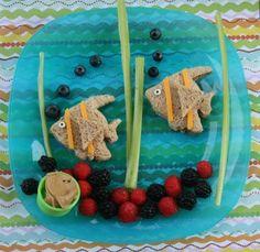fun food presentation