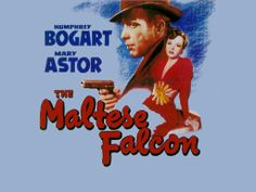 Join us on June 20th at 2pm as we screen The Maltese Falcon (1941) at Anderson County Library at the Main Branch.