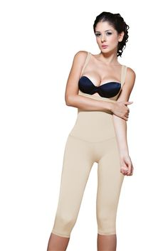 Its your all in one shapewear. Get a total make over instantly. Slims you down instantly.