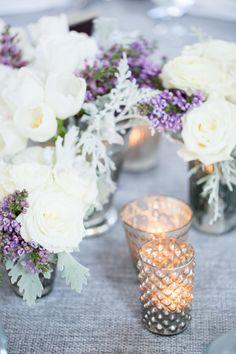 Lovely lavender wedding ideas. Photography: Kelsey Combe Photography - kelseycombe.com