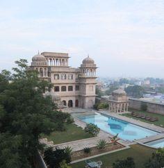 Castle Mandawa Hotel, Rajasthan, India