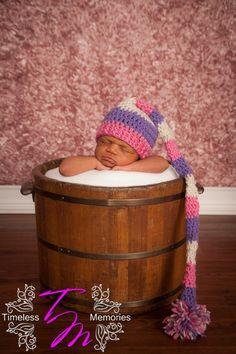 Custom Newborn Elf Hat. .