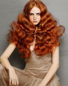 THAT hair. <3