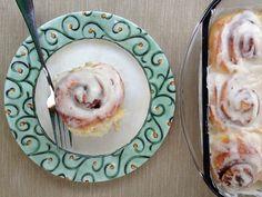 Cinnamon buns, just