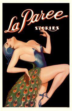 La paree stories, erotica magazine USA