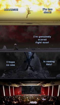 Ha ha so funny. Poor Megamind.