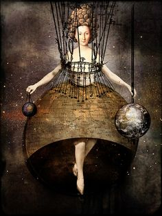 The world ~ Catrin Welz-Stein
