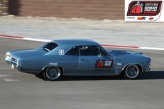 Chris Jacobs competed in the 2011 #OUSCI in this 1966 Chevrolet #Chevelle