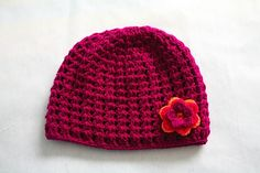 This bright and colorful beanie are hand crocheted by the rescued girls at our safe house in Nepal. $15.00