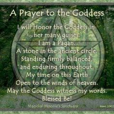 Pagan wiccan