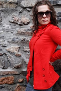 Pop! tags, en etsi, fashion, red, closet style, missi etsi, colors, buttons, design