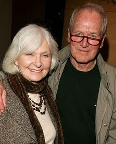 """""""Sexiness wears thin after a while and beauty fades,  but to be married to a man who makesyou laugh  every day . . . ah, now that is a real treat.""""    Joanne Woodward . . .  married to Paul Newman 45 years"""