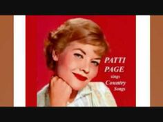 """Mocking Bird Hill"" by Patti Page."
