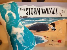 The Storm Whale by Benji Davies http://booksniffingpug.blogspot.co.uk/?m=1