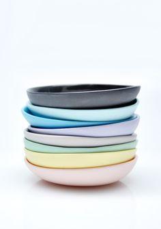 Porcelain Tasting Dish Set