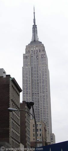#NYC #NewYorkCity #NYCAttractions #ThingsToDoInNYC #NYCLandmarks #EmpireStateBuilding