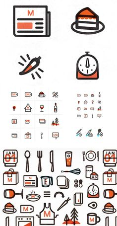 Munchery icons