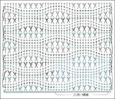 free, ripple crochet pattern
