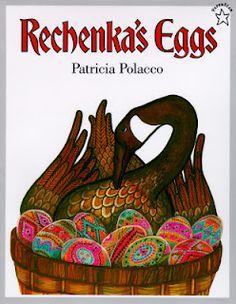 Beautiful Patricia Polacco book
