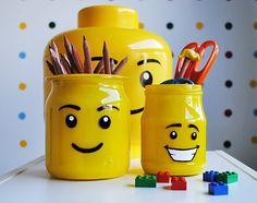 lego pencil, idea, craft, lego diy, diy lego, legos diy, anunkblog, kid, pencil holders