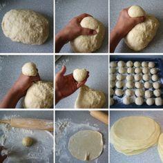Homemade Tortillas | Food'n Drink Recipes