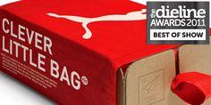 mais uma excelente ideia :) PUMA Clever Little Bag