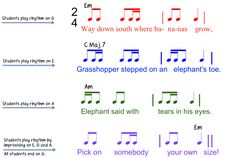 Great website with tons of lesson plans with sheet music for Recorders