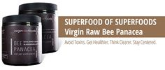 Have you tried Virgin Raw Food's Bee Panacea ? I love it's nutty, peppery, vaguely sweet taste!   ONLY $34.95  Try it for yourself: http://bit.ly/1urZzwL #BeePanacea #health #honeycolony