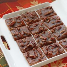 One of the best Christmas cookies. . . Graham Cracker Pralines.