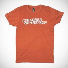 Ace Hotel - Children Of The Sun T-shirt