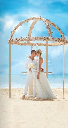 Weddings at Hard Rock in Punta Cana #travel