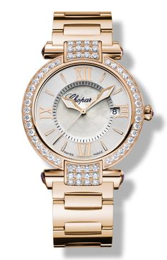 Chopard introduces the IMPERIALE Watches collection