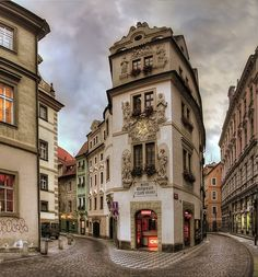 Medieval, Prague, Czech Republic  photo via wendy
