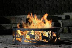 $149.00  (CLICK IMAGE TWICE FOR UPDATED PRICING AND INFO) Fire Ring Fire Pit - PD Metal MLG00930 - Moonlight Gathering Fire Ring - 30 Inch - Black.See More Outdoor Fire Pits at http://www.zbuys.com/level.php?node=3903=outdoor-firepits