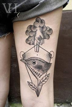 tattoo idea, bird tattoos, valentin hirsch, white tattoos, tattoo cultur, ink tattoo, tattoo ink, tatoo, new tattoos