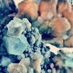 crystals Photo by @happymundane • Instagram #crystals