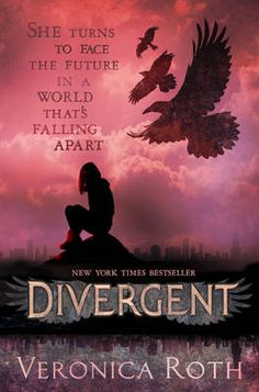 Divergent by Veronica Roth #books #dystopian