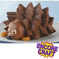 No Bake Groundhog Cake