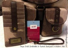 Tanya credit card wallet is the perfect accessory for any purse. Msg me for details on how you can earn one for free.