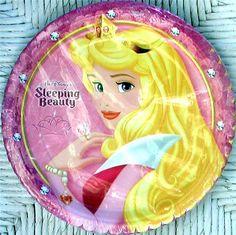 sleeping beauty party ideas