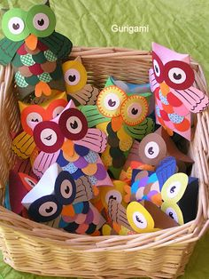 Owls Toilet Paper Roll Art TP Tube TUTORIAL