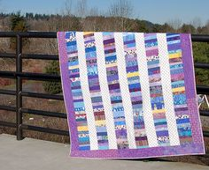 Chinese coins quilt