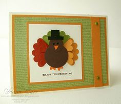 Thanksgiving card idea#Repin By:Pinterest++ for iPad#