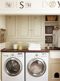 How to Organize Six Trouble Spots | Better Homes and Gardens