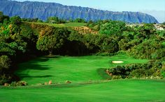 Hole #15 - Prince Course at Princeville Golf Club Visit: www.princeville.com