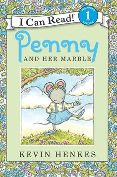 Penny and Her Marble (I Can Read Book 1) by Kevin Henkes  #Books #Kids #Early_Reading